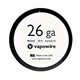 Vapowire Kanthal A1 Round Wire 26 AWG E-Liquids Electronic cigarette quebec montreal Vapowire Kanthal A1 Round Wire 26 AWG